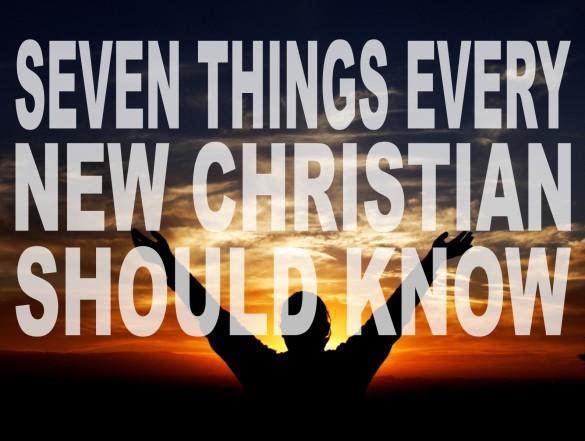 new Christian